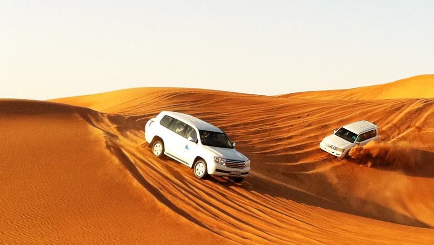 Best desert safari Dubai Company